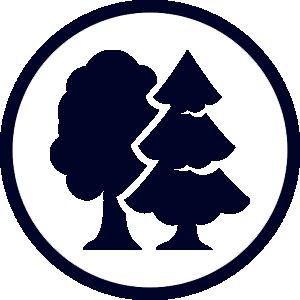Под дерево 1-полоса