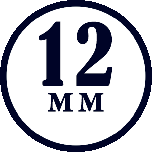 Доска 12 мм