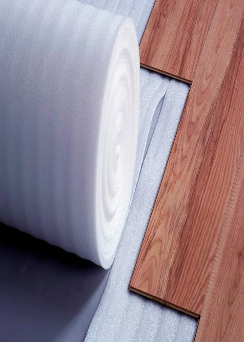 Подложка ПВХ 3 мм рулонная фото 1 в интерьере